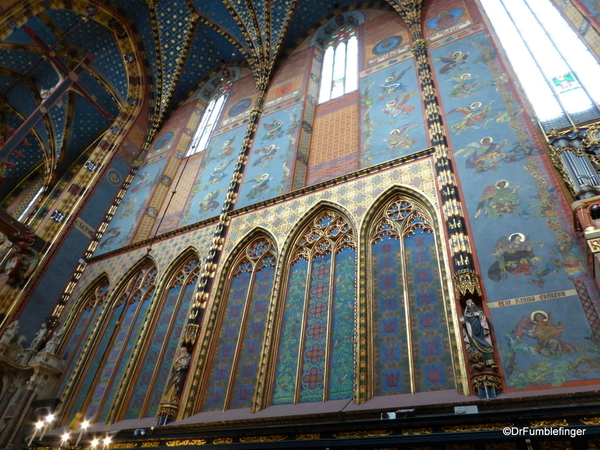 17 St. Mary's Basilica, Krakow