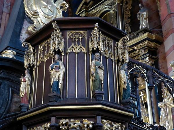 21 St. Mary's Basilica, Krakow