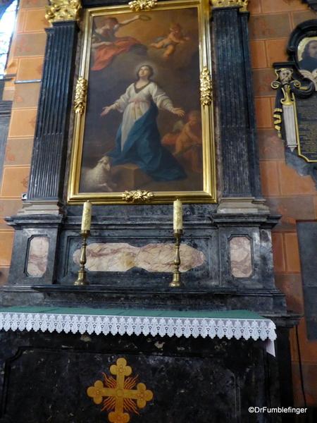 23 St. Mary's Basilica, Krakow