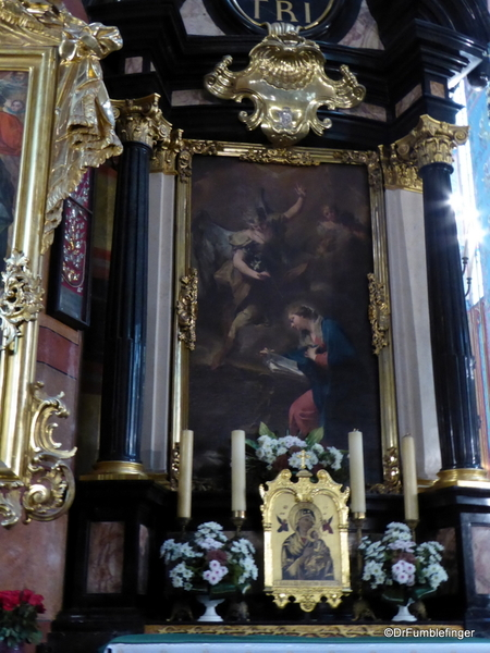 24 St. Mary's Basilica, Krakow
