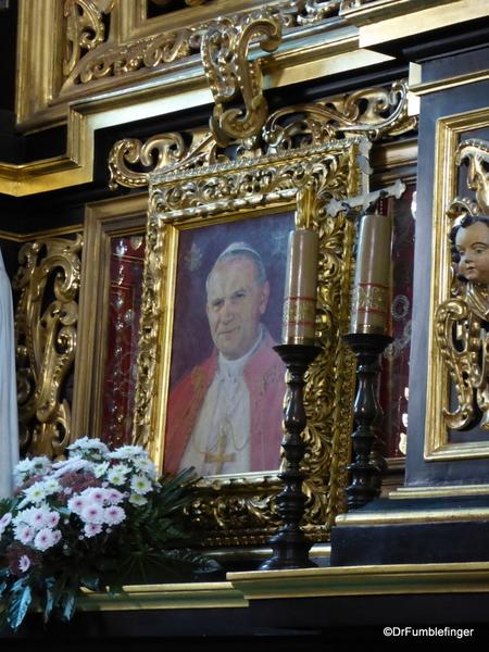 26 St. Mary's Basilica, Krakow
