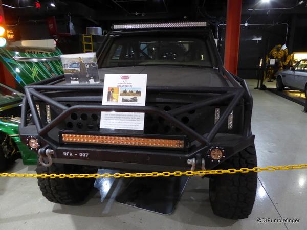 13a Celebrity Car Museum, Branson (218)