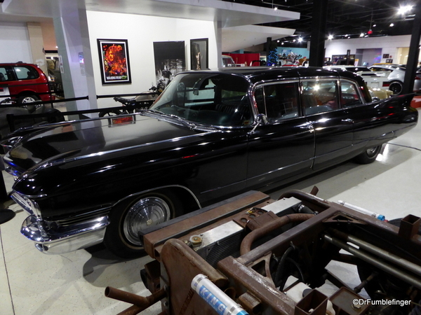 20 Celebrity Car Museum, Branson (190)