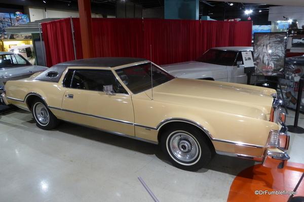 29 Celebrity Car Museum, Branson (217)