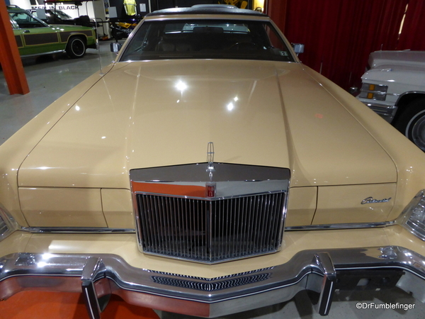 30 Celebrity Car Museum, Branson (212)