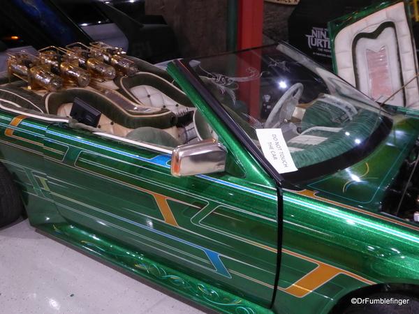 35 Celebrity Car Museum, Branson (230)