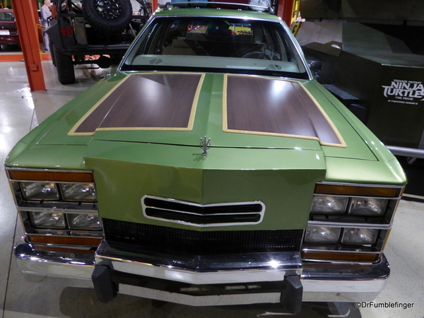 45 Celebrity Car Museum, Branson (250)