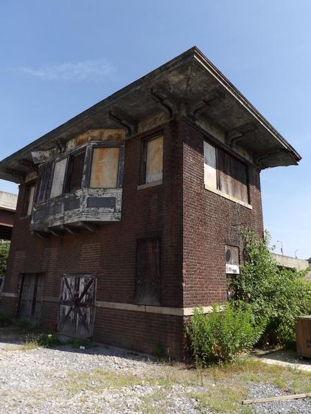 Abandoned RR Bldg 2