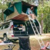 Make sure all camping equipment is accounted for