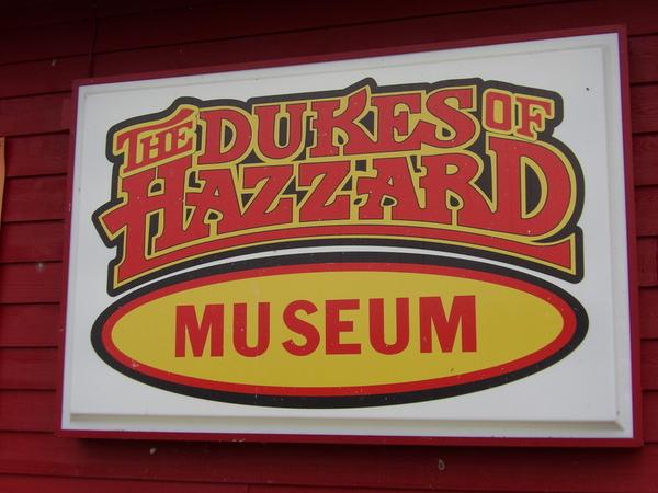 Dukes Museum Signage