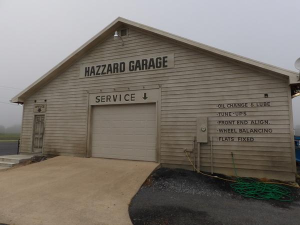 Hazzard Garage
