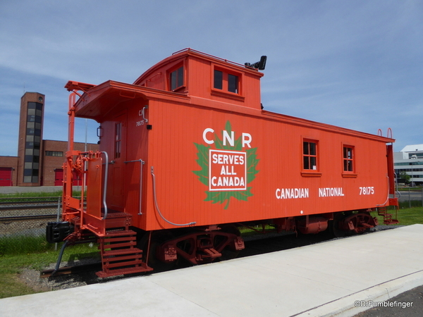 08 CN Caboose, waterfront (4)