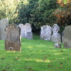 Cemetery around St. Mary's Church, Marlborough