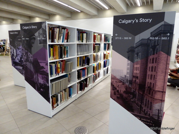 25 Downtown Calgary Library
