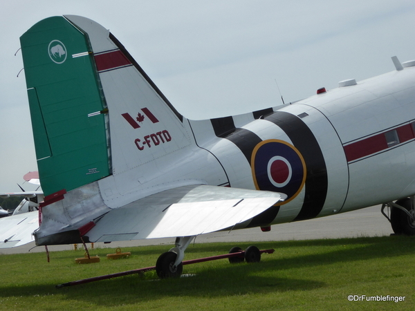 12 WWII DC3 D-Day plane (9)