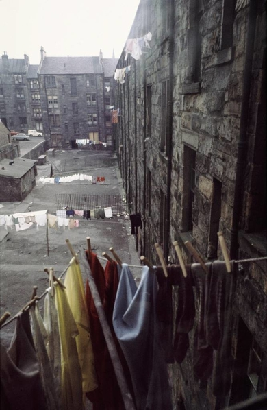 View-from-kitchen-window-of-Maryhill-tenements.1970-667x1024