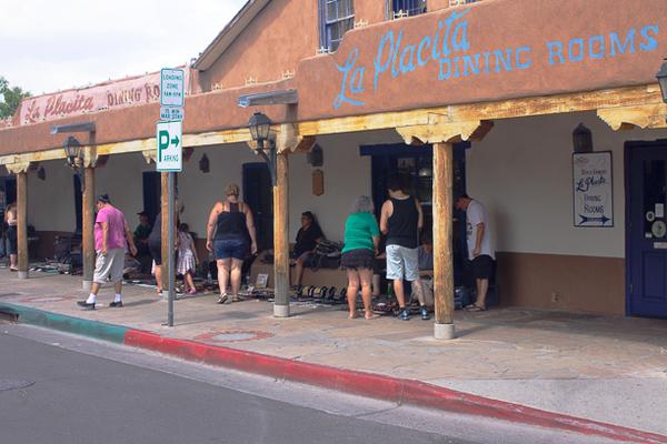 plaza vendors