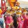 Parade in Jojawar