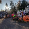 Halloween Display in NB: Halloween Display in NB