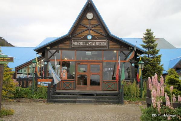 03 Ushuaia Train Ride