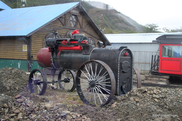 03b Ushuaia Train Ride