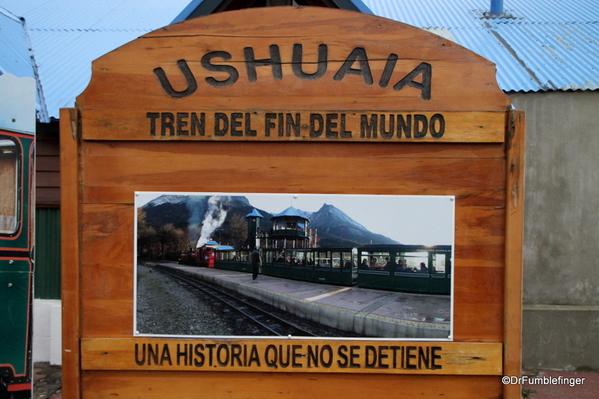 04 Ushuaia Train Ride