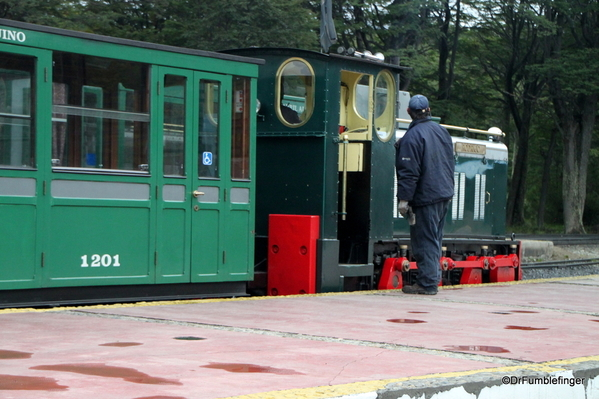 05 Ushuaia Train Ride