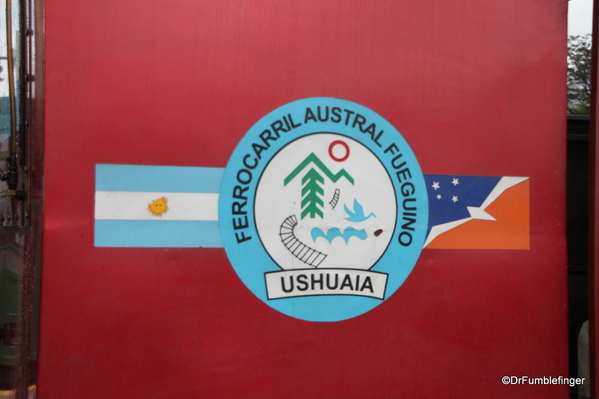 08 Ushuaia Train Ride