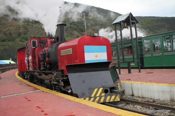 09 Ushuaia Train Ride