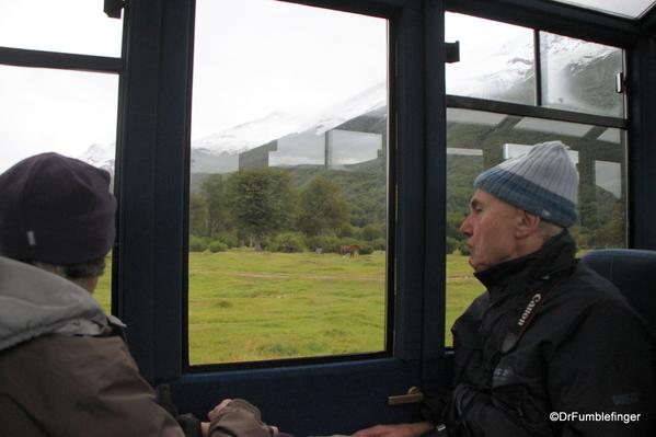 11a Ushuaia Train Ride