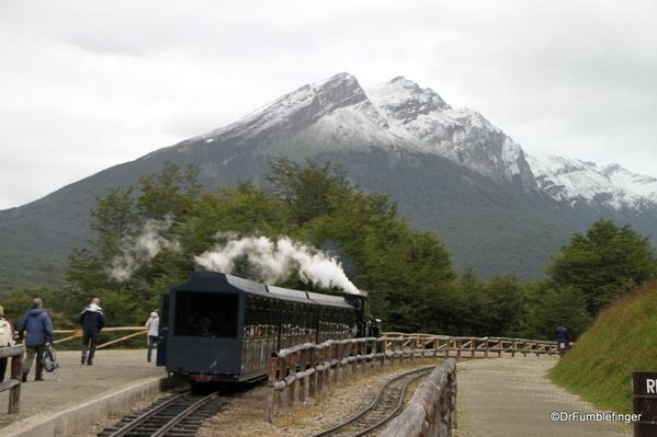 21 Ushuaia Train Ride