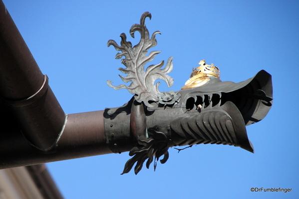 Gargoyles of Wawel Hill 01