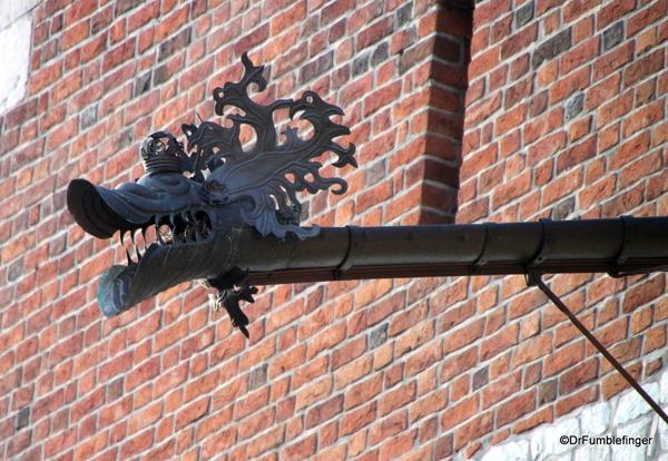 Gargoyles of Wawel Hill 02