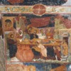 Hagia Sophia fresco close up