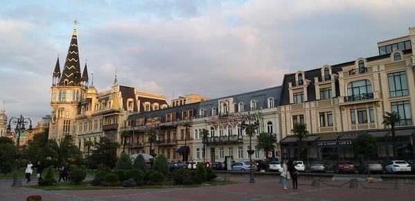 28 2019-10-27 Georgia Batumi General City 123