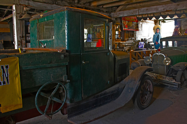 madrid truck