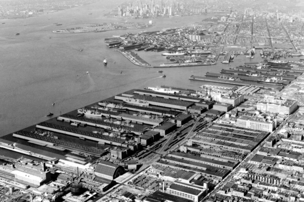 Bush_Terminal_-_North_aerial_-_1958