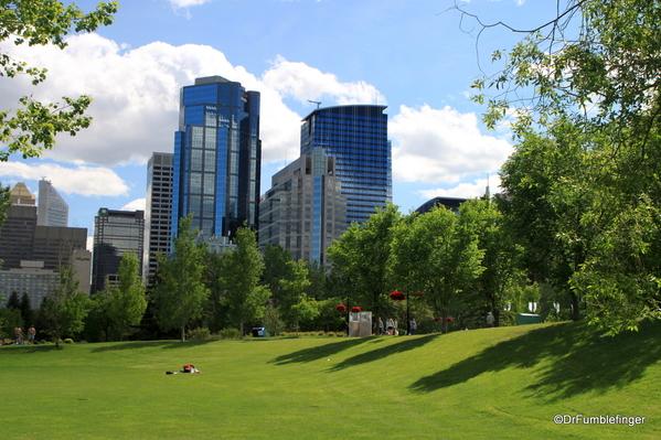 24 Prince's Island Park, Calgary