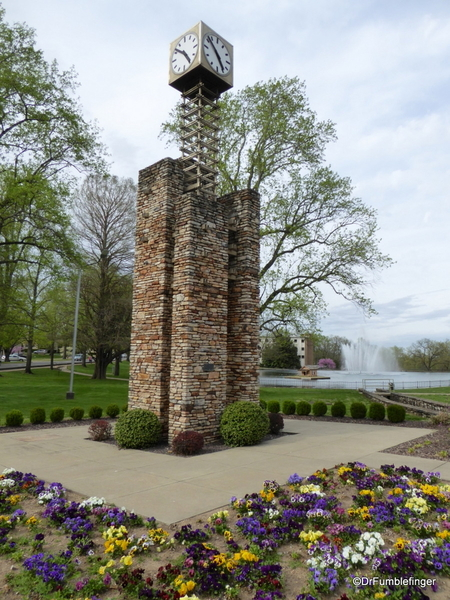 14 College of the Ozarks, Branson