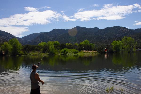 nambe fishing
