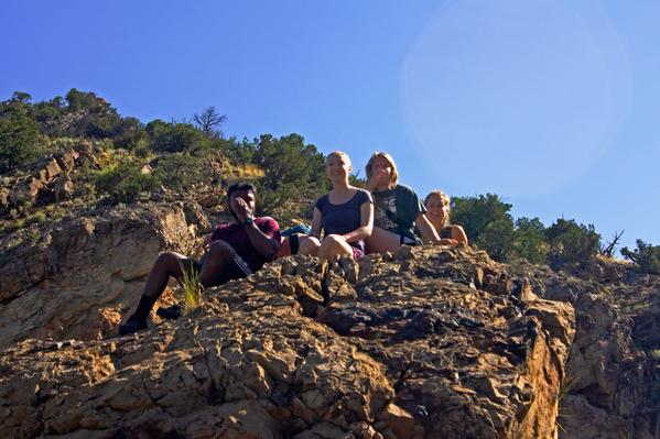 outlook hikers