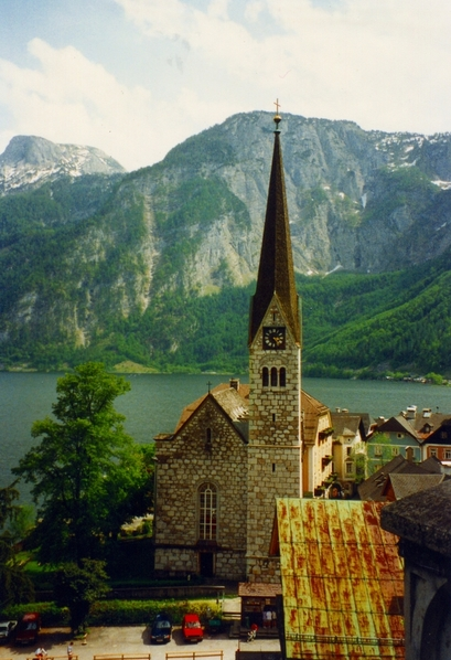 Hallstatt Church