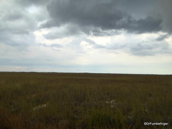03 Storm over Everglades National Park