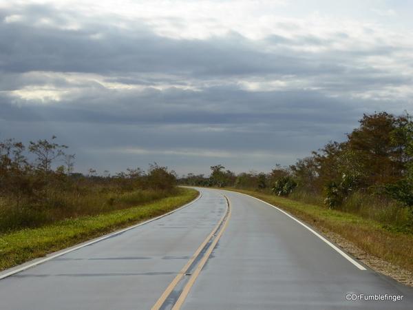06 Storm over Everglades National Park
