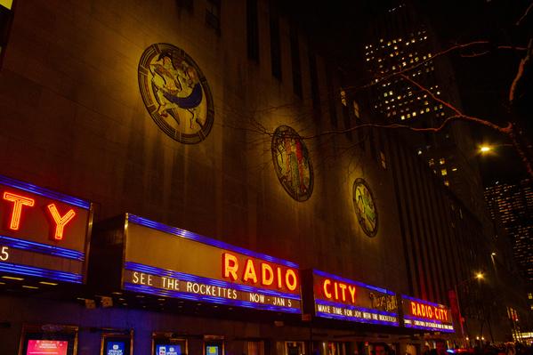 radio city side