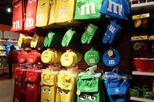 m&m merchandise 1