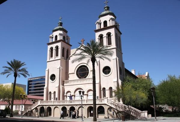 st. marys basilica