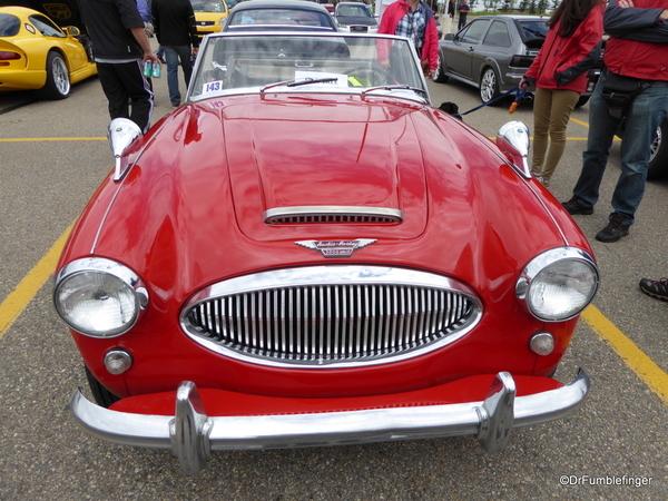 01 1964 Austin Healey 3000