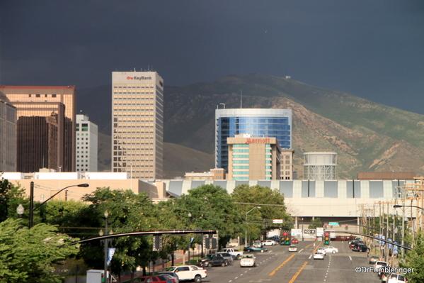 01 Storm over Salt Lake City
