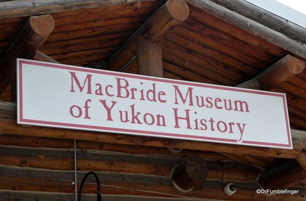 01 MacBride Museum, Whitehorse
